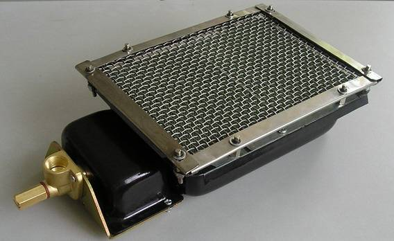 Infrared Gas Burner (TC200)