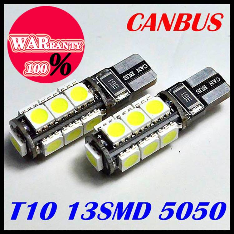 T10 car LED Light traffic signal light 5050smd