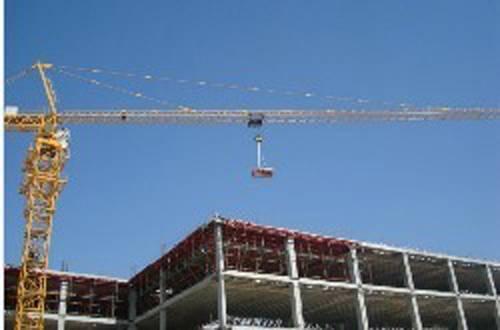Tower Crane-Max. Load 10t (TC6020)