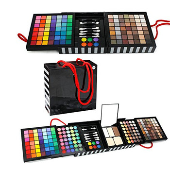 Christmas gift multi colors combination makeup sets
