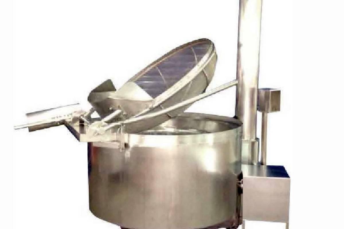 Multifunction Stainless Steel Deep Frier