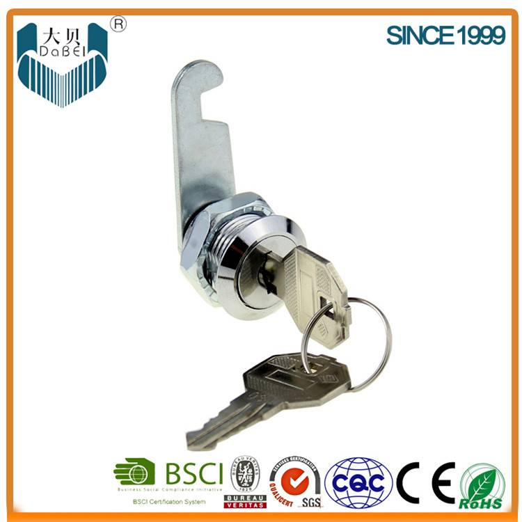 Cam Lock for Door Cabinet Mailbox Drawer Cupboard 16mm 20mm 25mm 30mm 25mm 40mm with 2 Keys New