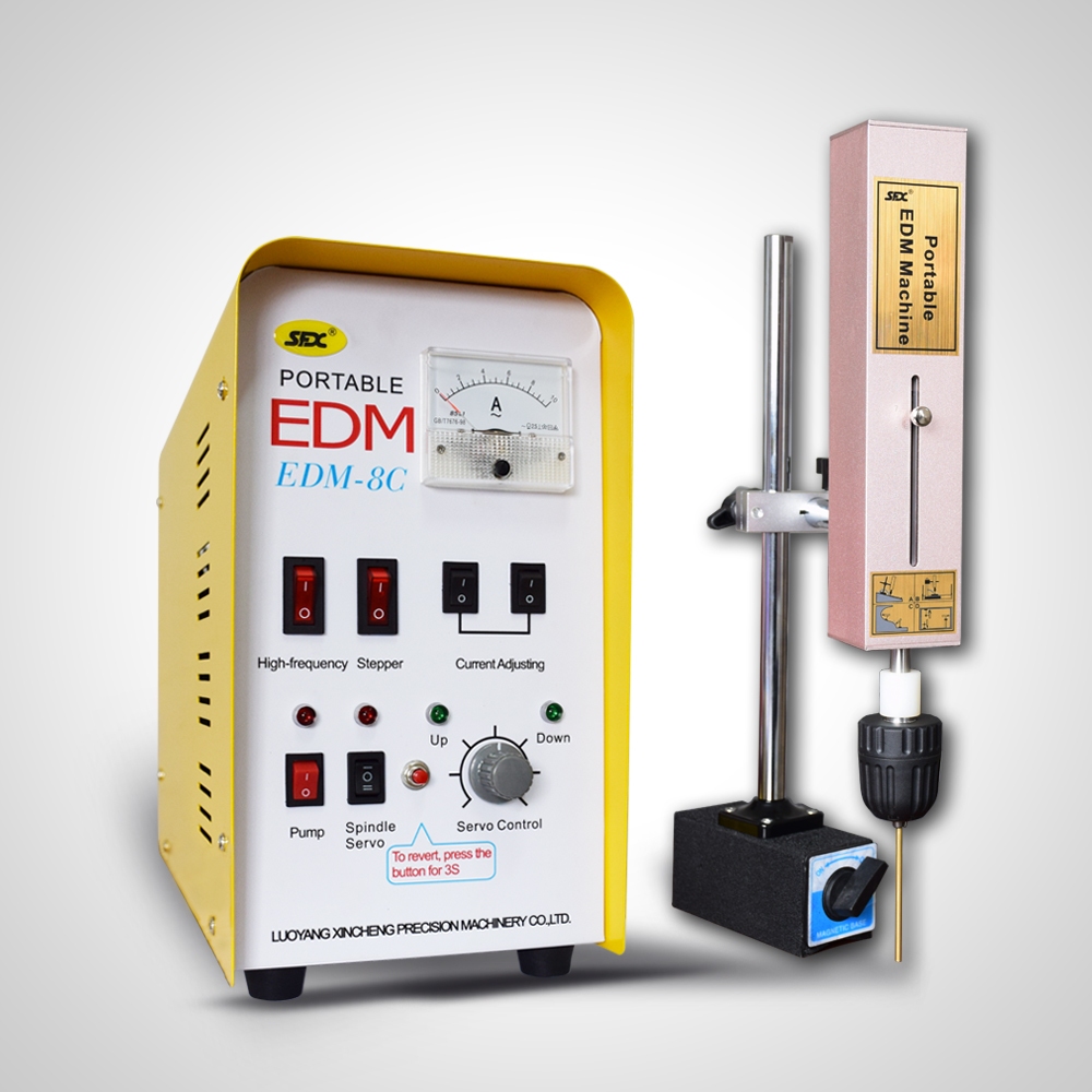 Remove a Broken Tap, Exhaust Stud, or Pressed Pin with SFX portable EDM.