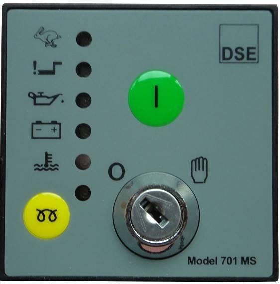 Generator controller DSE701AS