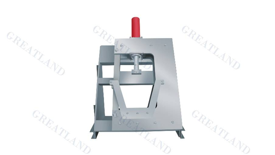 Cutter for pulp