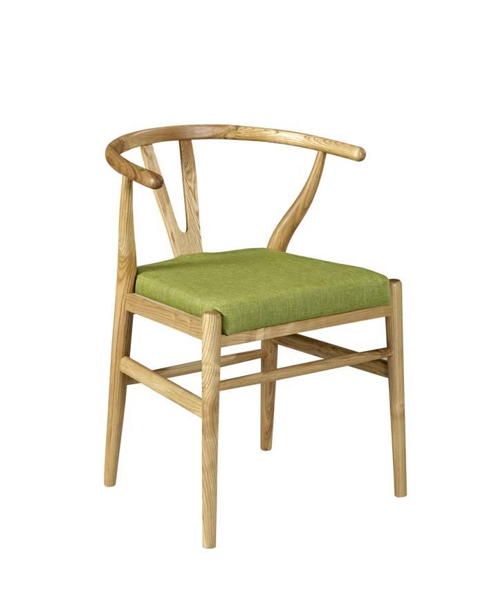 Hans J Wegner Y-chair Wishbone Chair Ch009-natural
