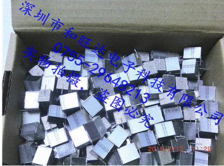 Hot Sell Film Capacitors B32562S3305K 10%