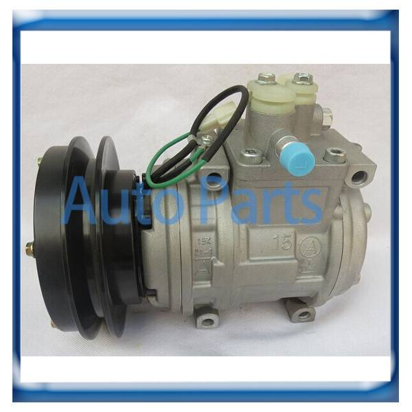 Denso 10PA15C ac compressor for Komatsu Excavator Crawlers Dumpers Kubota construction 20Y-979-3111