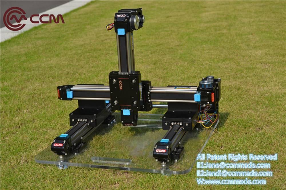 CCM Linear Motion Rails W45