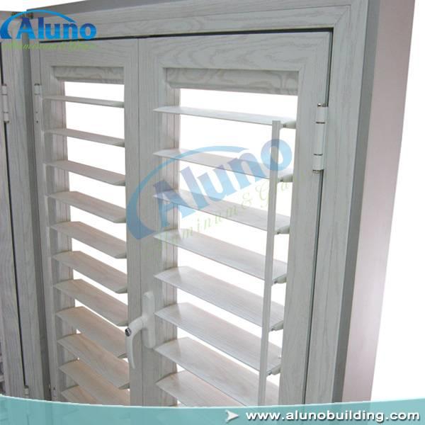 Aluminium Louver shutters