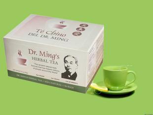 Dr Ming's Herbal TEA (60bags)--100% NATURAL