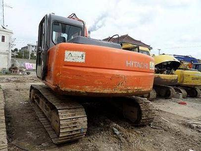 Used Hitachi ZAX120 Excavator