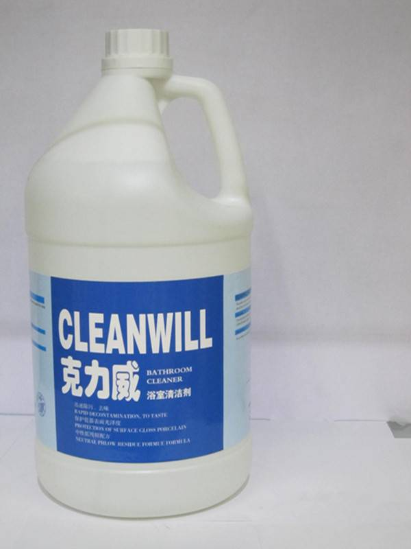Bathroom Liquid Detergent