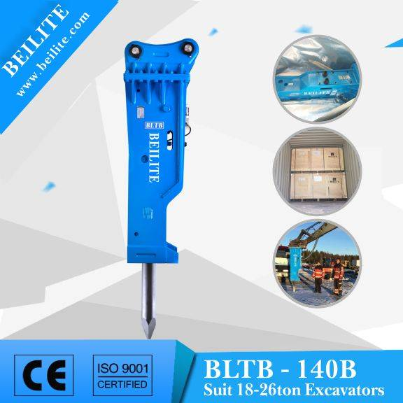 BLTB140 Silencedrock breaker forexcavator.(silencedtypebreaker)