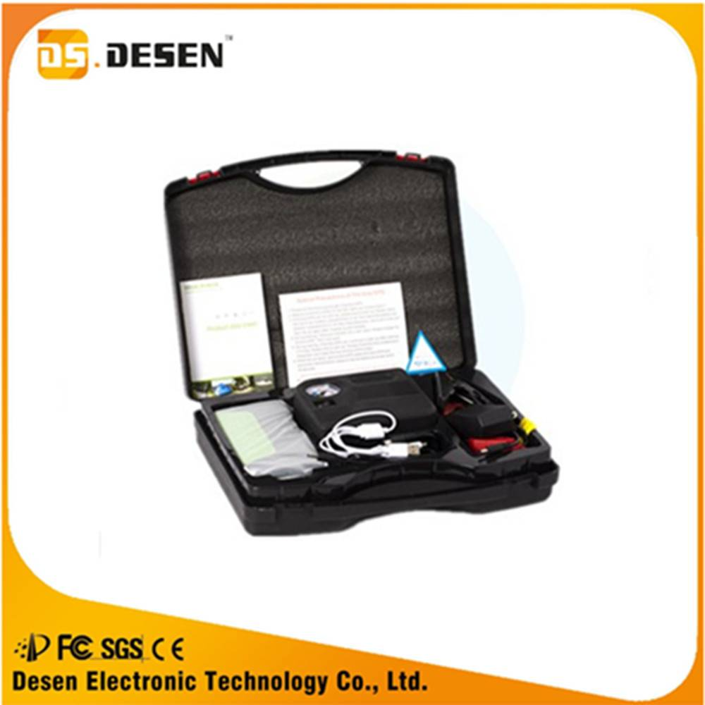 car jump starter power bank 16800mah