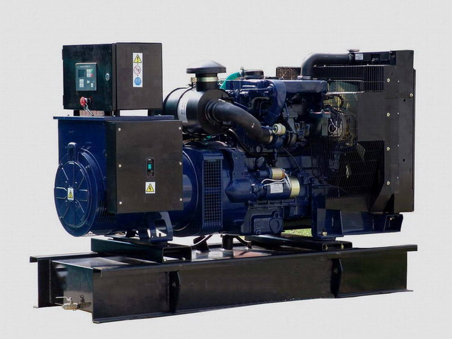 Perkins Diesel Engine Industrial Generator Set With Stamford 12kW On Hot Sale