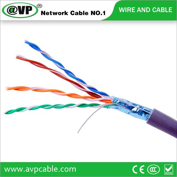 cat5e stp lan cable