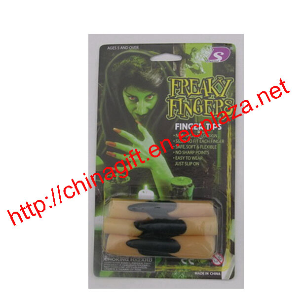 Freaky Fingers Glow in Dark Fingers set