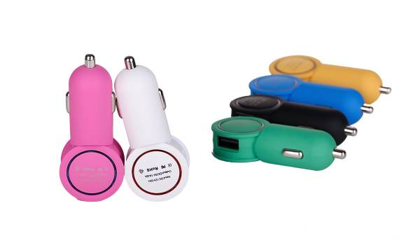 Most innovative 2015 new car charger, with double usb 5v 2a