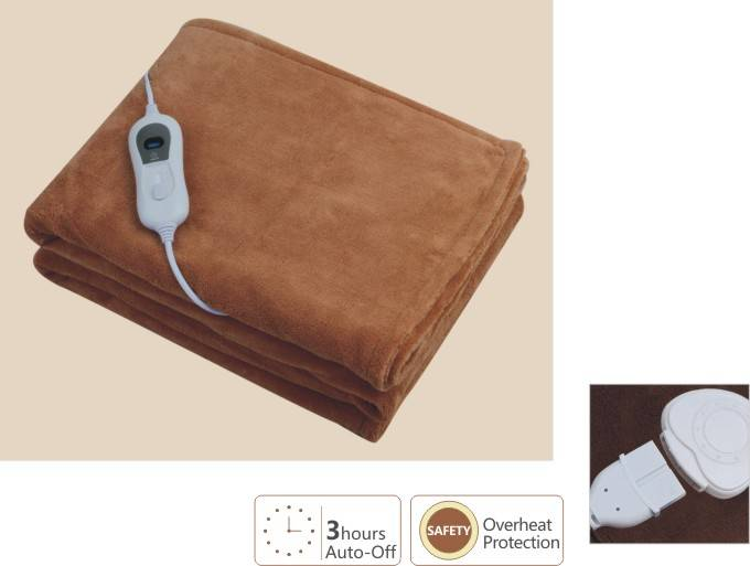 Electrically Heating Blanket