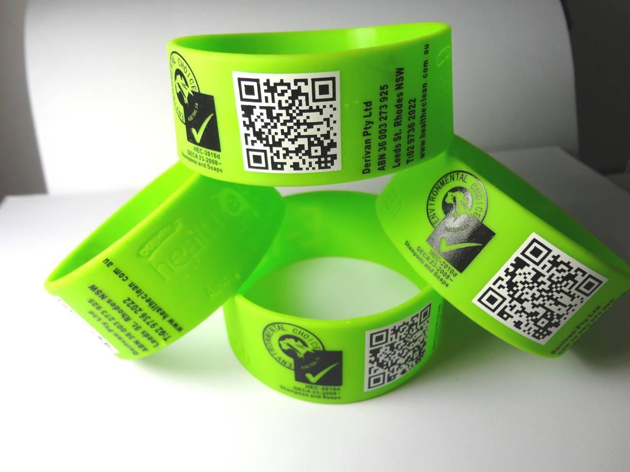 silicone bracelet,promotional gift wristband