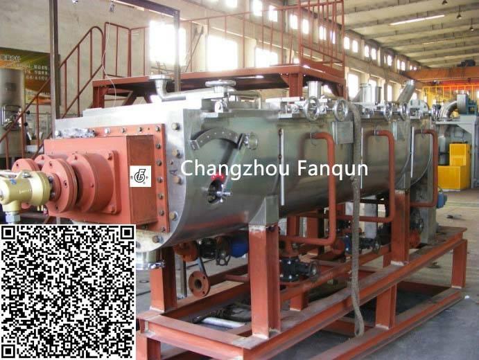 Changzhou Fanqun Hollow Paddle Dryer