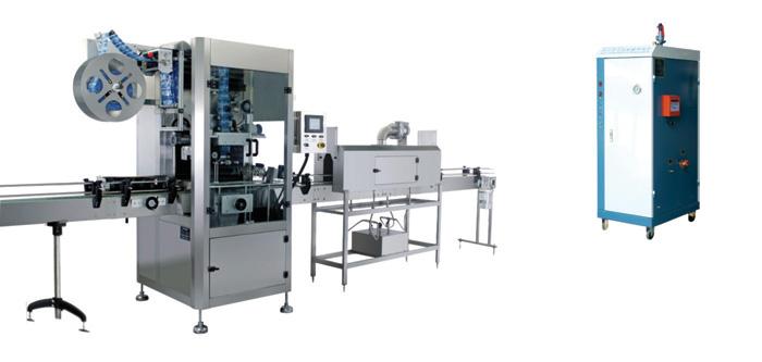 Automatic Sleeve PVC Shrinking Labeling Machine SLM-200