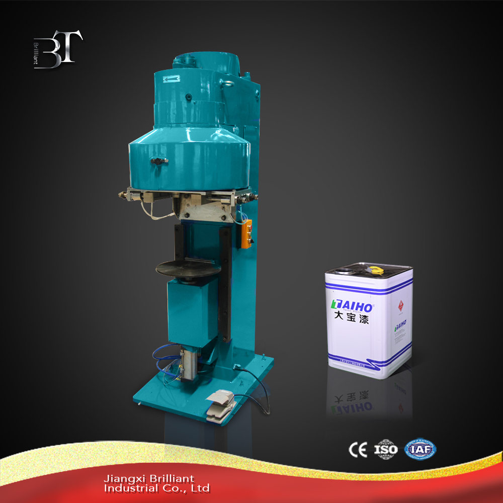 Factory sale square can manual can seamer