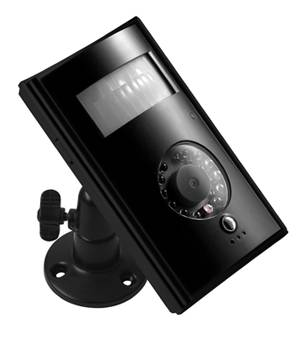 Multi-mode alarm GSM remote camera with night vision