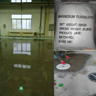 Magnesium Fluorosilicate cas 12449-55-7 for concrete sealer