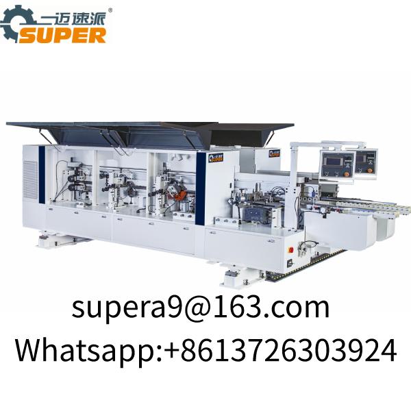 Double end edge banding machine F2368S