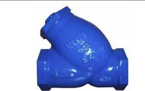 CAST IRON OR DUCTILE IRON Y-STRAINER