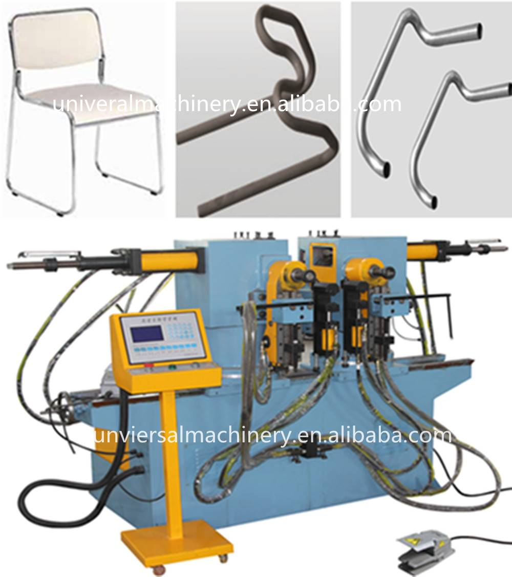China top manufacturer Double Head Tube Bending Machine