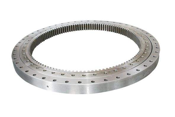 Slewing ring bearing ZKLDF100 Rotary Table Bearings 50x126x30mm