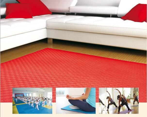 A028 EVA  Taekwondo Judo Karate Gym Boxing Floor Mats