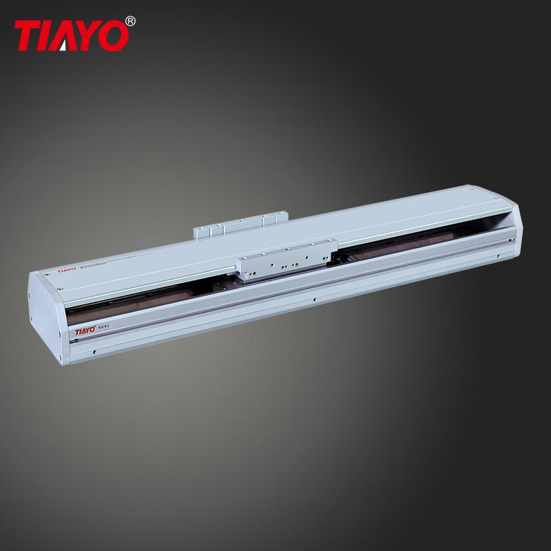 Tiayo Top Quality 200mm Stroke Linear Module Actuator for Polisher Machine