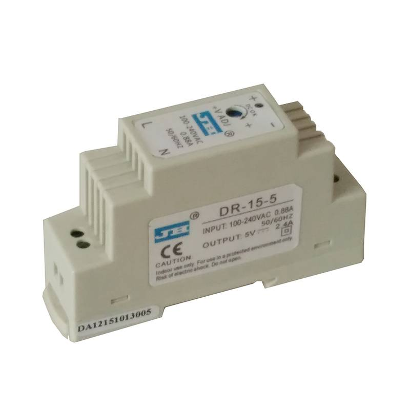 15W 5V din rail switching power supply