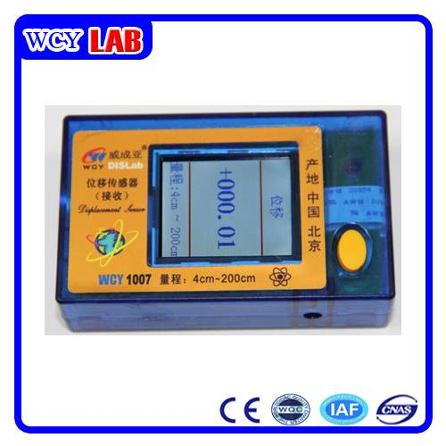 USB Displacement sensor with LCD Screen