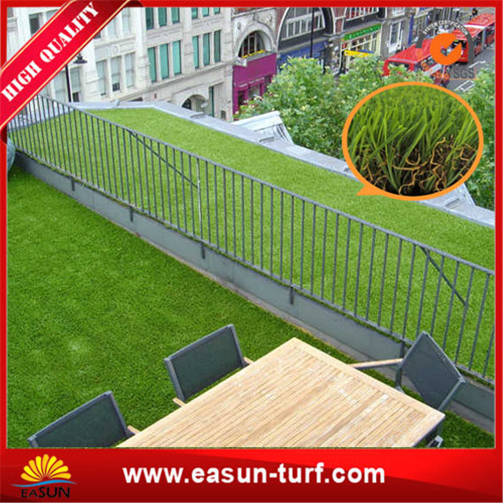 Durable Soft anti UV synthetic grass turf-ML