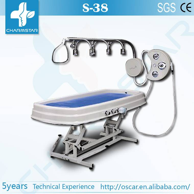 2014 new product slimming shower bed