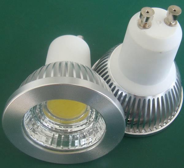 3W/5W/7W LED Dimmable spotlight