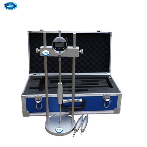 Digital Cement Length Comparator Apparatus