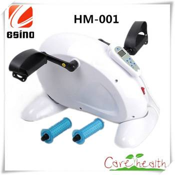 Electric Mini Exercise Bike for Arm and Leg Rehabilitation&Pedal Exerciser with CE/RoHs/GS