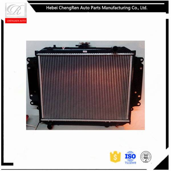 Manufacturer Auto Radiator Used For BAW Yueling