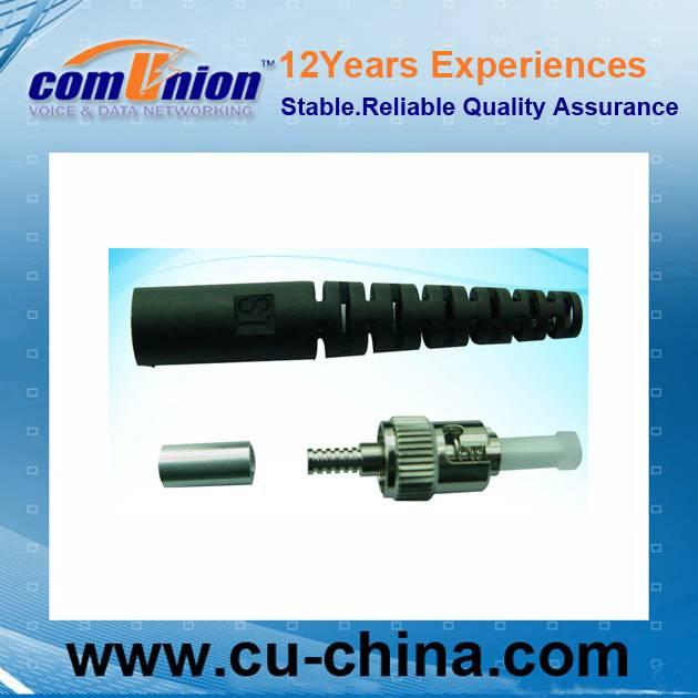 Factory direct sale fiber optic connector