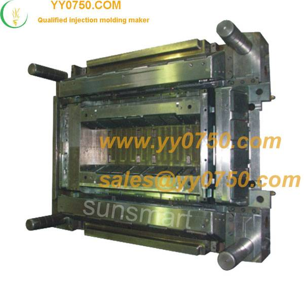 Air condition air intake frame plastic moulding