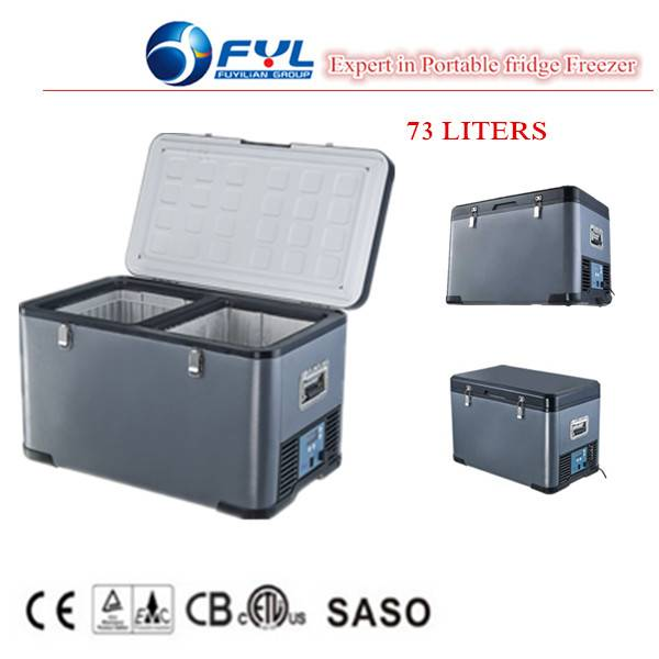 portable compressor car fridge freezer