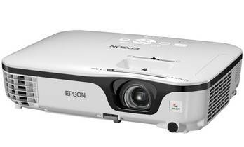 Epson EB-C340X High Definition Projector (white) 2600 lumens