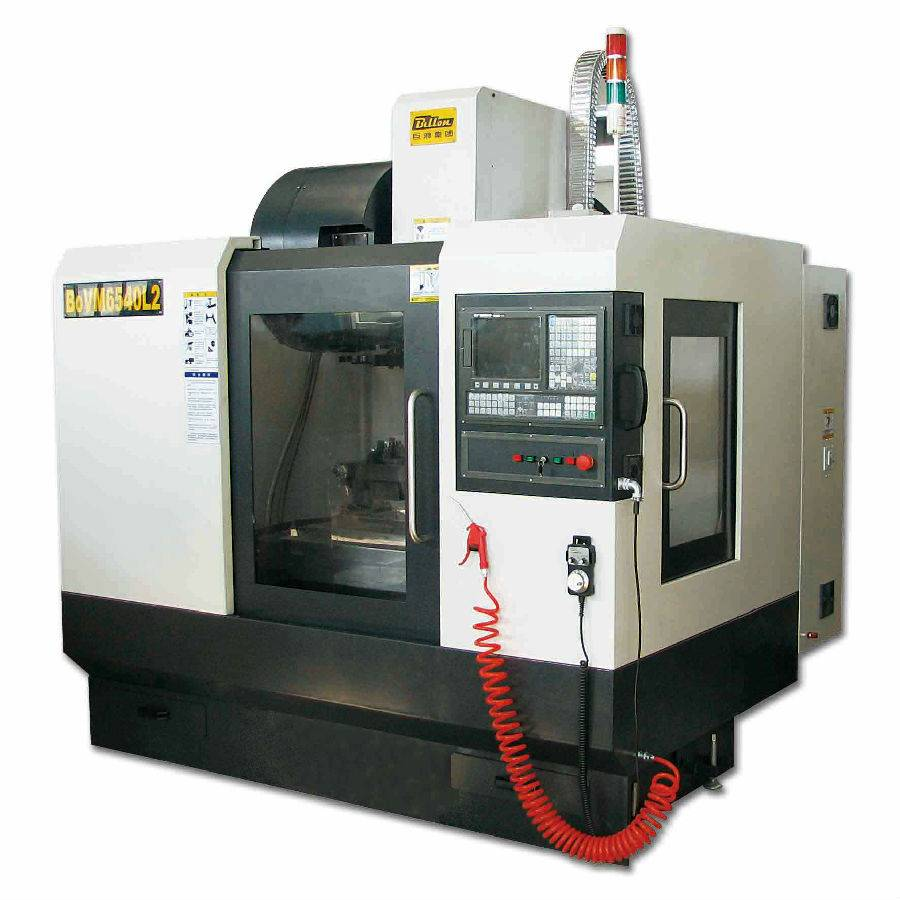 Billon Supply CNC vertical machining center
