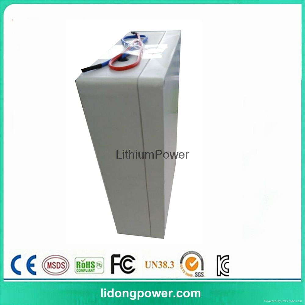 24V 20Ah rechargeable solar battery for home storage system